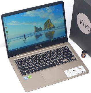 Laptop ASUS Vivobook S410U Core i5 Gen.8 Bekas di Malang