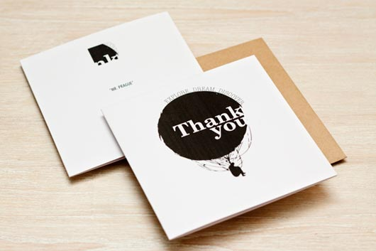 50 Top Examples of Thank You Cards - Jayce-o-Yesta