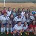 Costeñas y argentinas se enfrentaron en el Primer Encuentro de Fútbol femenino en San Juan de la Costa