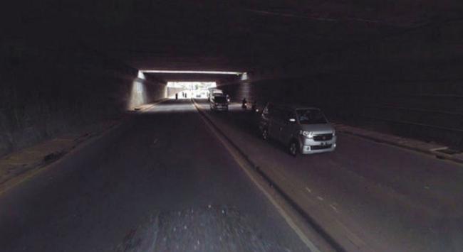 Terowongan Kasablanka