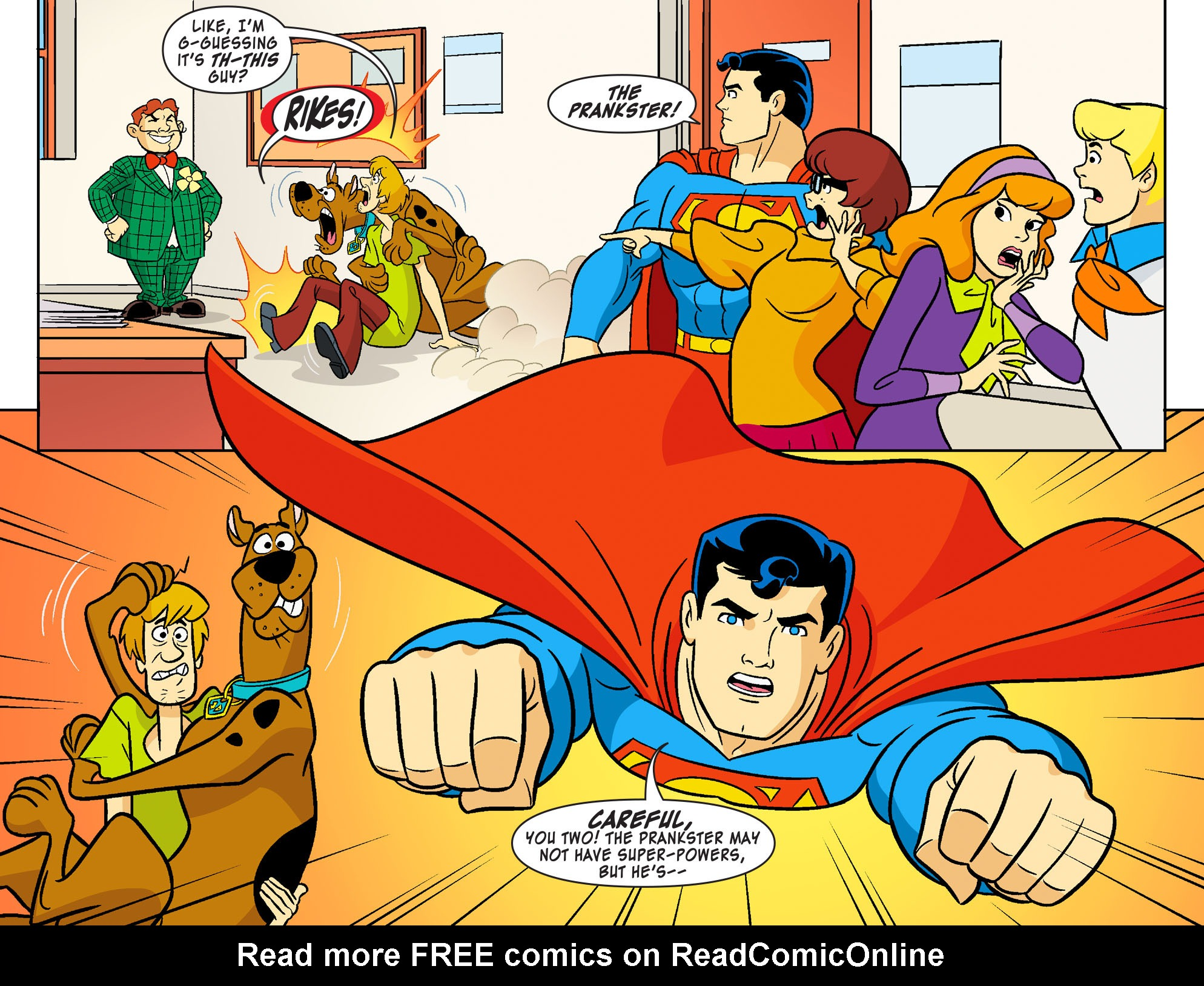 Read online Scooby-Doo! Team-Up comic -  Issue #17 - 14