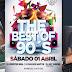 Dj Sena promove a Festa The Best Of 90 neste sábado no Spirit Club Manaus