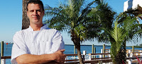 Chef Klaus Riedl of Bon Appétit Waterfront restaurant in Dunedin, Florida