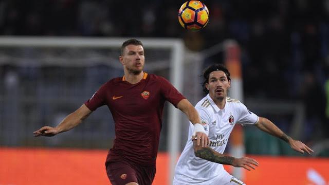 Milan vs AS Roma