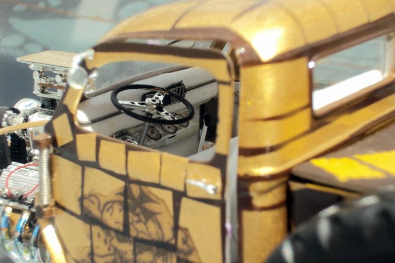 Pick-up Willys 41 Novas Roas de Trator DSC05709