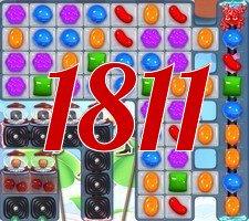 Candy Crush Saga Level 1811
