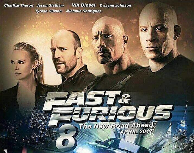 Film Terbaru Fast and Furious 8 2017