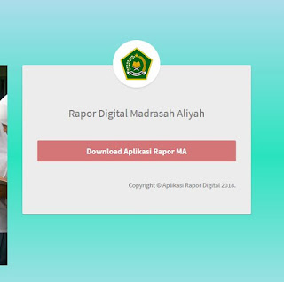 Aplikasi Rapor Digital atau yang biasa disebut dengan ARD hingga ketika ini belum sanggup digun Download Aplikasi ARD Offline MI MTs MA