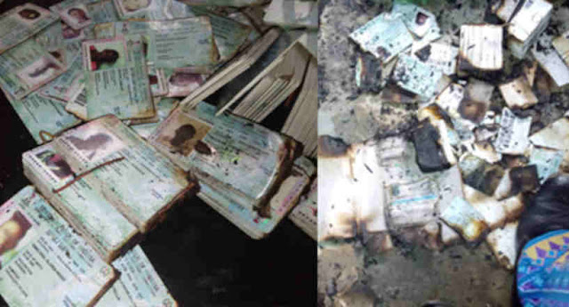 INEC Loses 5,987 PVCs, 297 Ballot Boxes to Fire