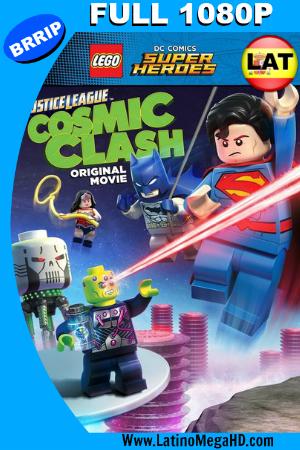 LEGO DC Comics Super Heroes Justice League Cosmic Clash (2016) Latino Full HD 1080P (2016)