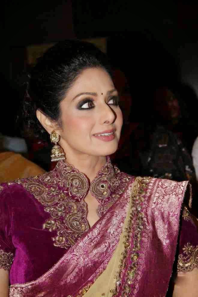 Bollywood Actress Sridevi Latest Images Gallery