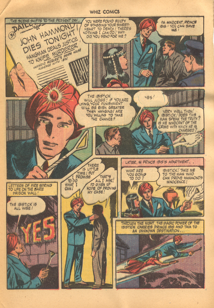 WHIZ Comics issue 69 - Page 29
