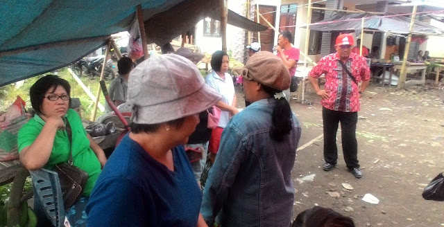 Pasca Penggusuran Pedagang Pasar Kawangkoan, Begini Kata KPK