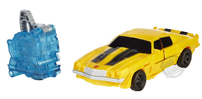 Hasbro Transformers Bumblebee Movie Power Plus Series Bumblebee 001