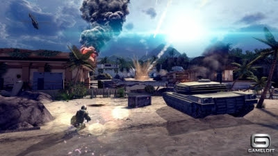 Modern Combat 4 apk Screenshot