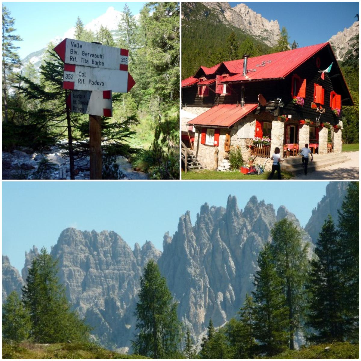 Borca Di Cadore Comune quattro escursioni trekking in cadore da non perdere