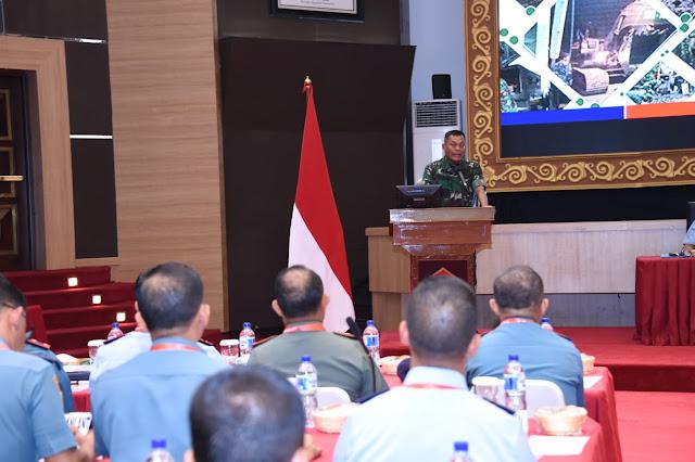 Kasum TNI : Kegiatan Teritorial TNI Pengabdian Tanpa Batas