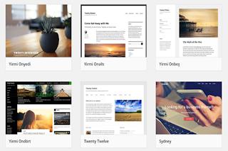 WordPress Temalar Hakkında Bilinmesi Gerekenler