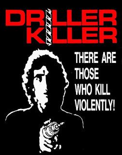 The B-Raters vs. Driller Killer