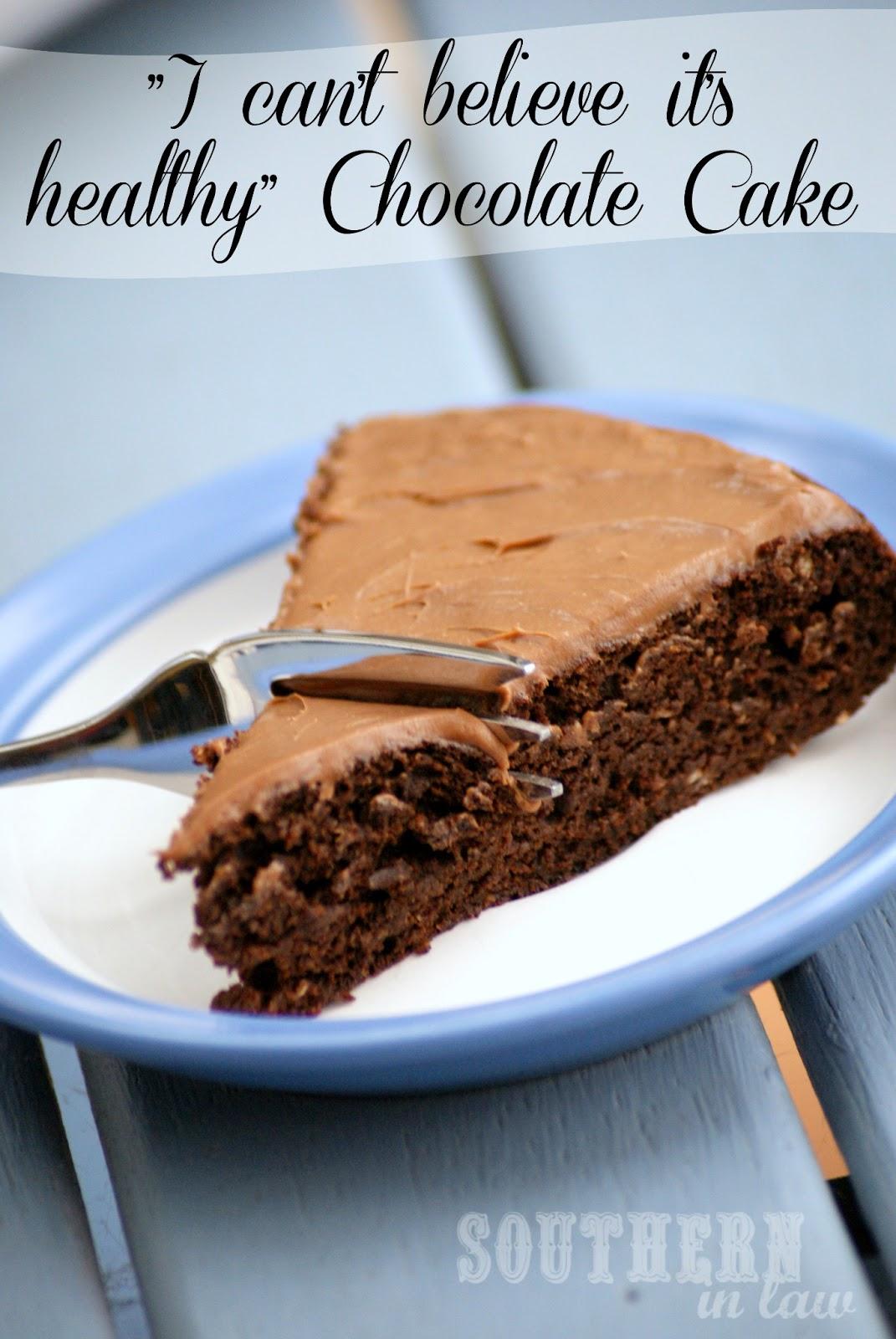 Low Calorie Gluten Free Chocolate Cake Recipe