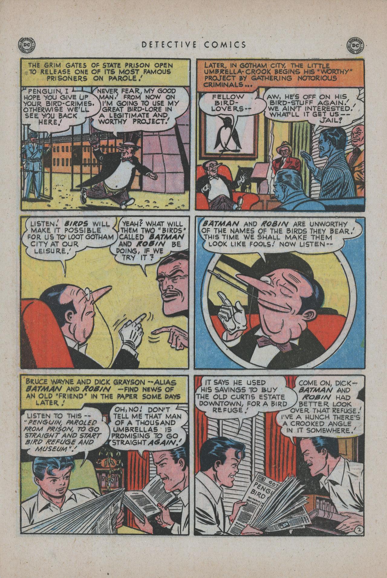 Detective Comics (1937) 171 Page 3