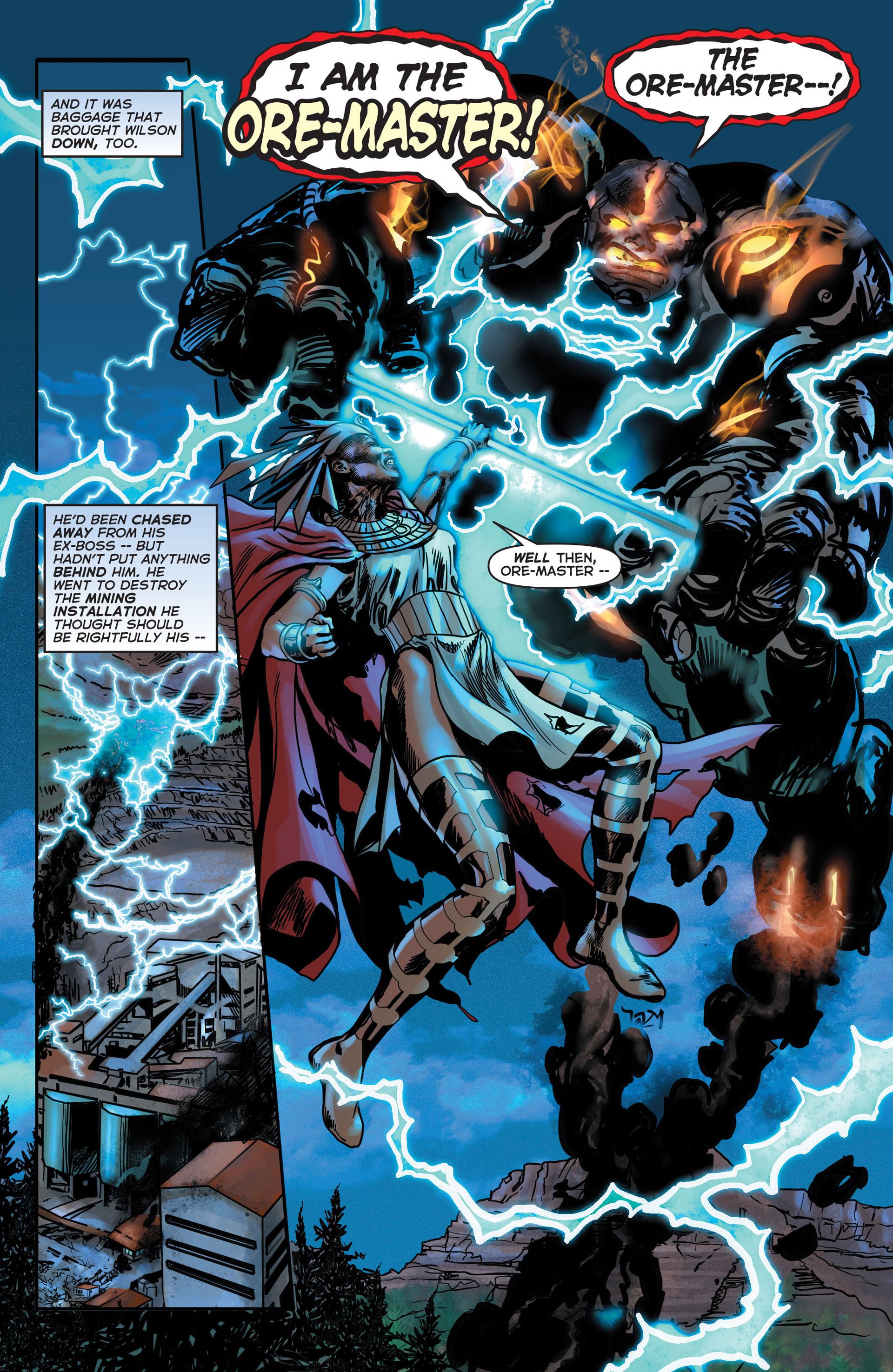 Read online Astro City comic -  Issue #6 - 20