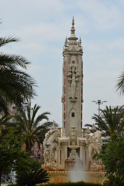 Alicante monument