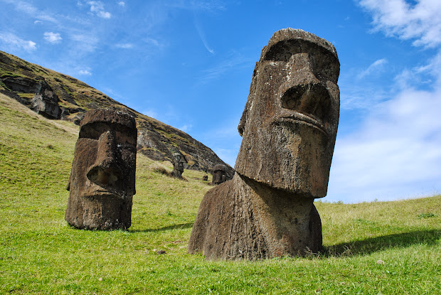 Find Early Connection Easter Island And America Inhabitants