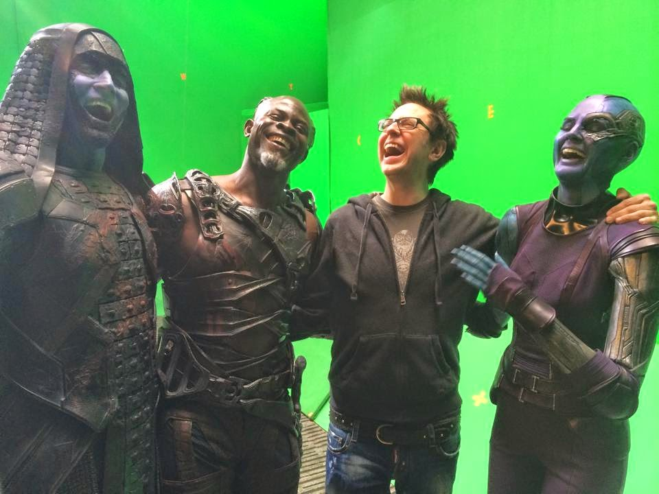 guardians of the galaxy director confirms trilogy plans 1