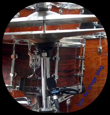 Billy Cobham Hi Hat Mic