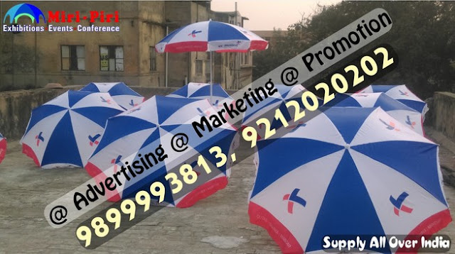 Golf Umbrella Manufacturer from New Delhi, India - We are manufacturer, exporter of Promotional Umbrellas, Self Standing Umbrellas, Customized Umbrellas, Custom Printed Promotional Umbrellas, Promotional Printed Umbrella, Commercial Umbrella, Promotional Umbrellas, Promotional Colored Umbrellas, Colored Umbrellas, Designer Umbrellas, Sun Protection Umbrellas, Printed Protection Umbrellas, Colorful Garden Umbrellas