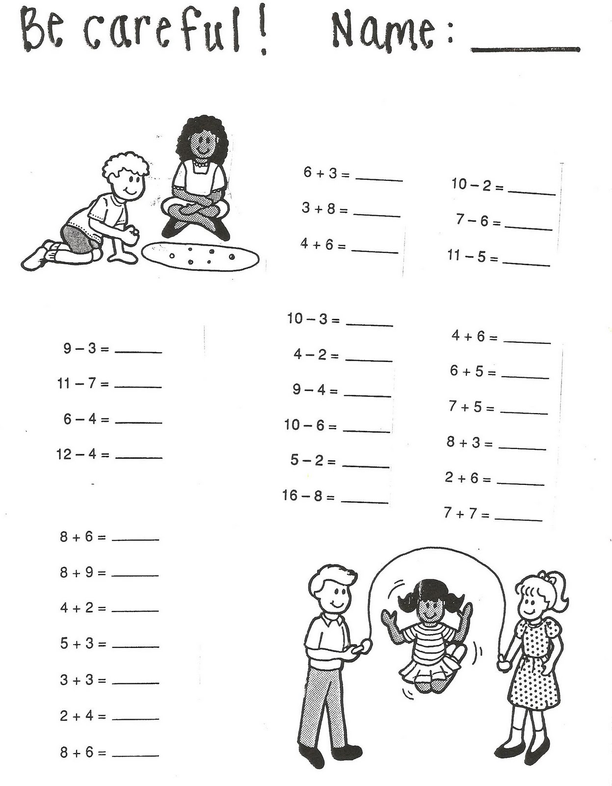 Primary Junction Teaching Addition Amp Subtraction