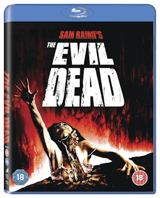 The Evil Dead 1981 Dual Audio 720p BRRip 700mb