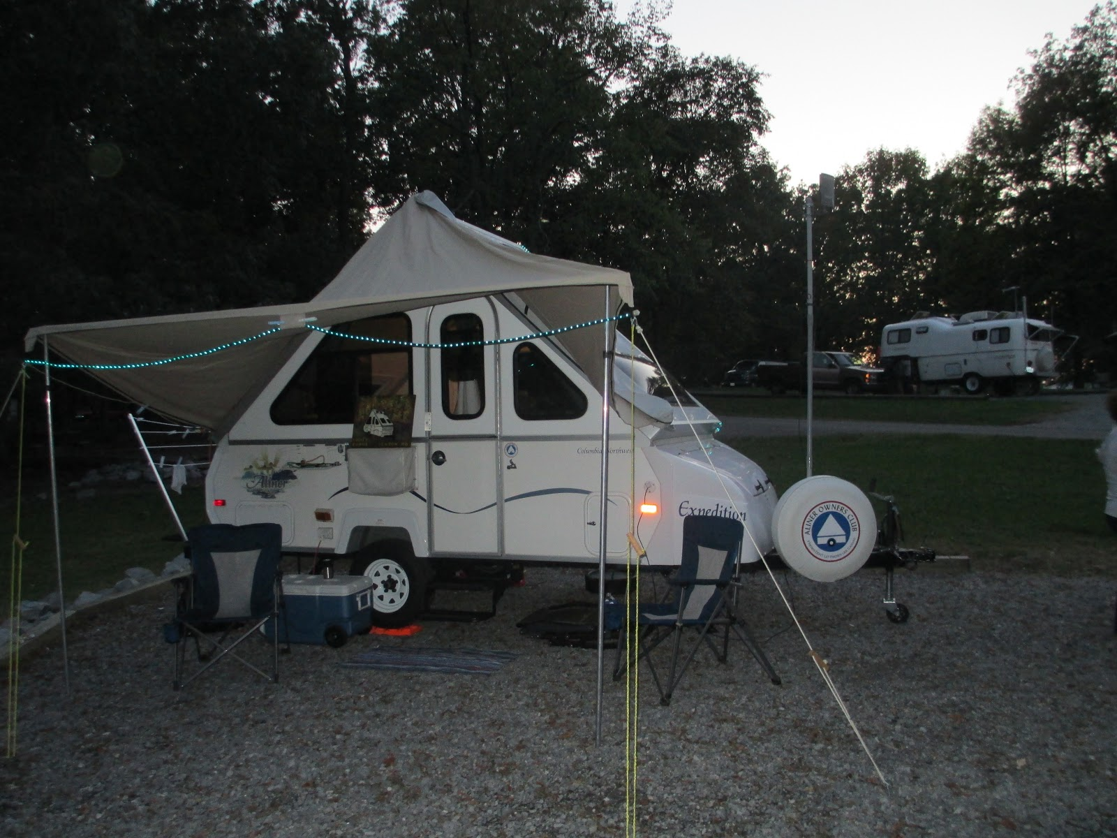 Led Camper Awning Lights