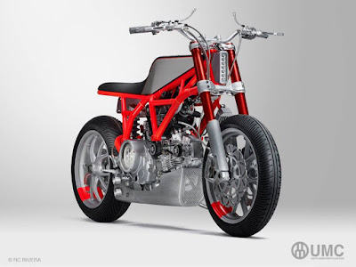Ducati Scrambler by Untitled Motorcycles