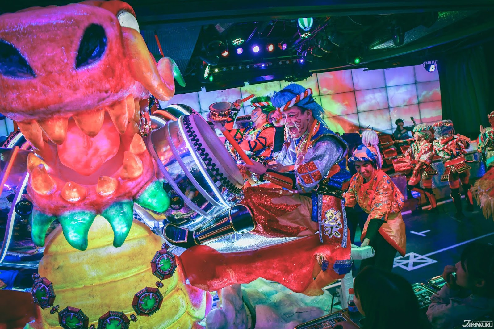 JAPANKURU: 25% Off Robot Restaurant Discount Ticket | We Went to See
