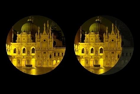 Benátské muzea ve svitu měsíce, Benátky, muzeum Correr, Dóžecí palác, Náměstí Svatého Marka