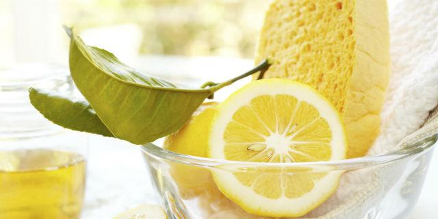 remedios caseros para eliminar la cal, limón