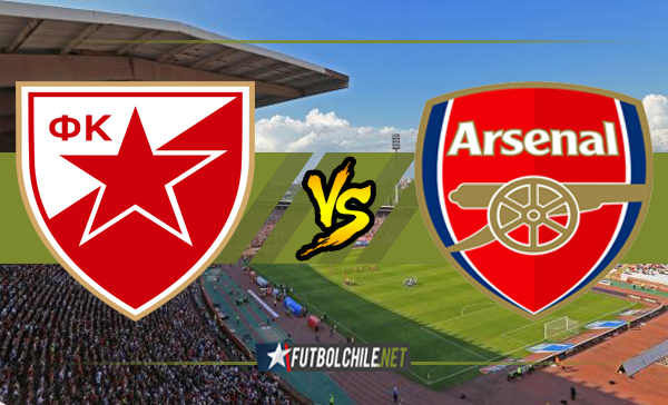 Crvena Zvezda vs Arsenal