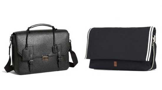 Model tas kerja messenger Bag