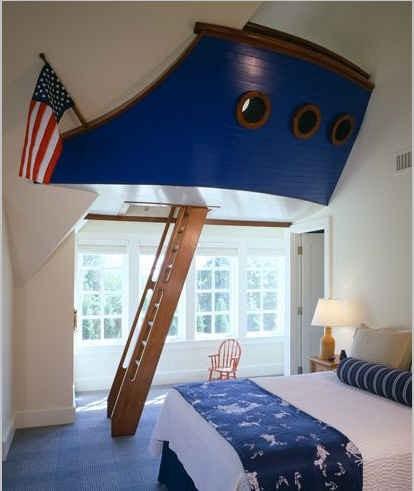30 foto kamar tidur anak unik dan kreatif inspirasi