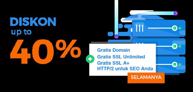 niagahoster promo pembelian hosting gratis domain dan sertifikat ssl