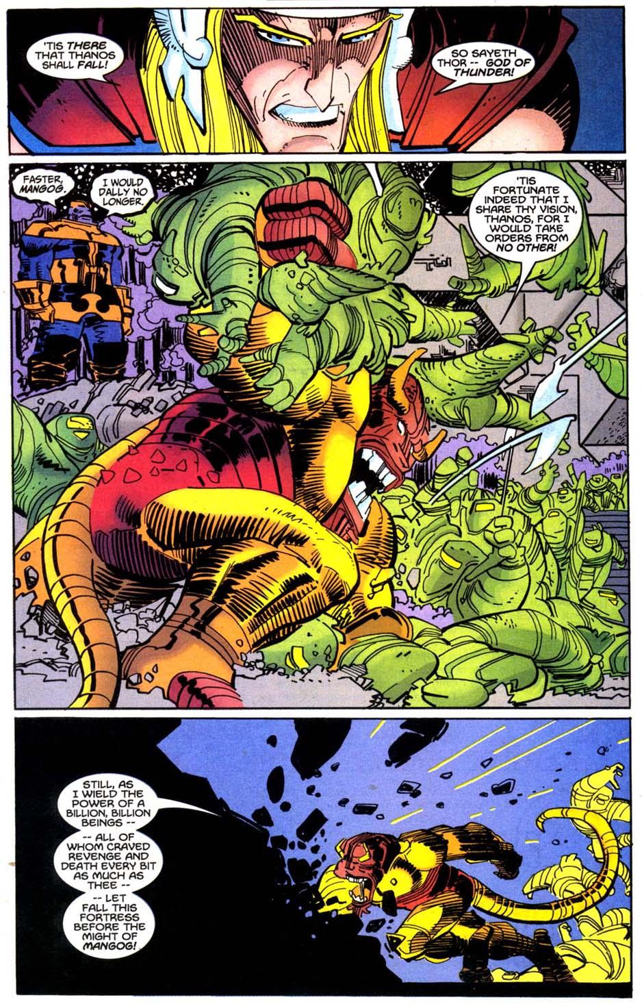 Thor (1998) Issue #22 #23 - English 11