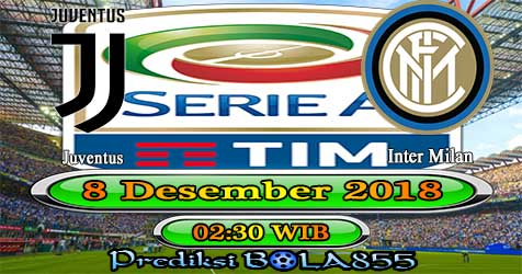 Prediksi Bola855 Juventus vs Inter Milan 8 Desember 2018