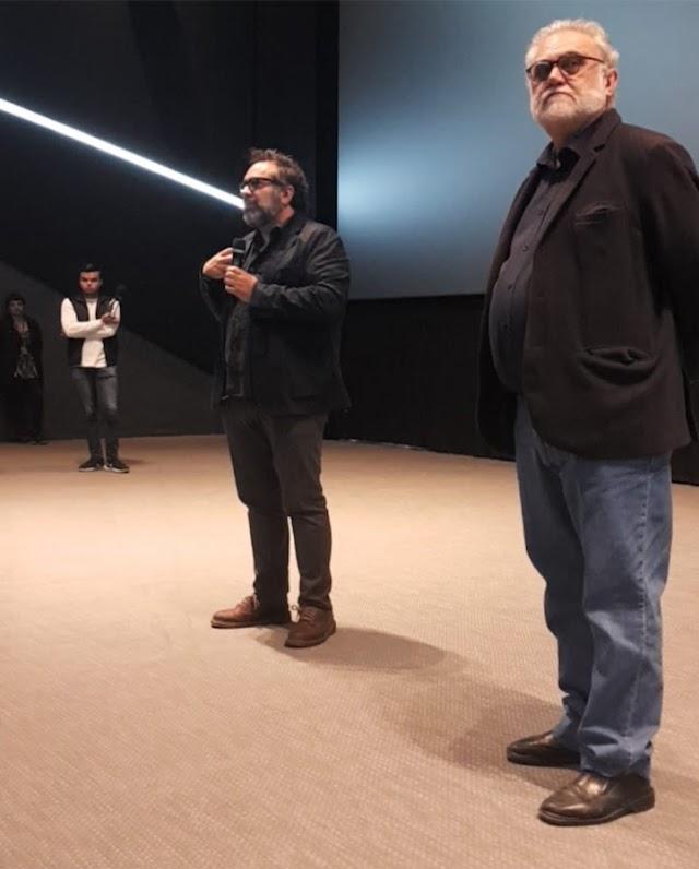 Eugenio Caballero presenta Roma en la Cineteca FICG UDG