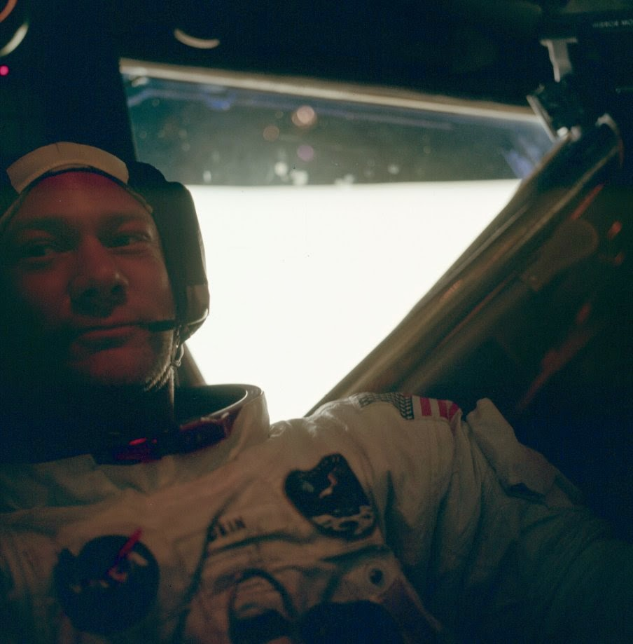 Ultimate Collection Of Rare Historical Photos. A Big Piece Of History (200 Pictures) - Buzz Aldrin