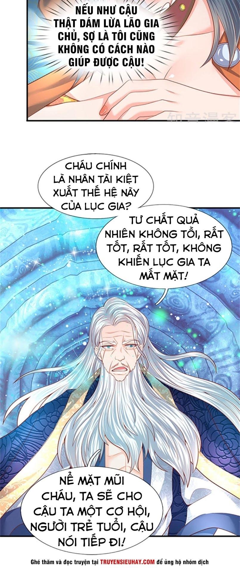 Vạn Cổ Thần Vương chap 49 - Trang 12