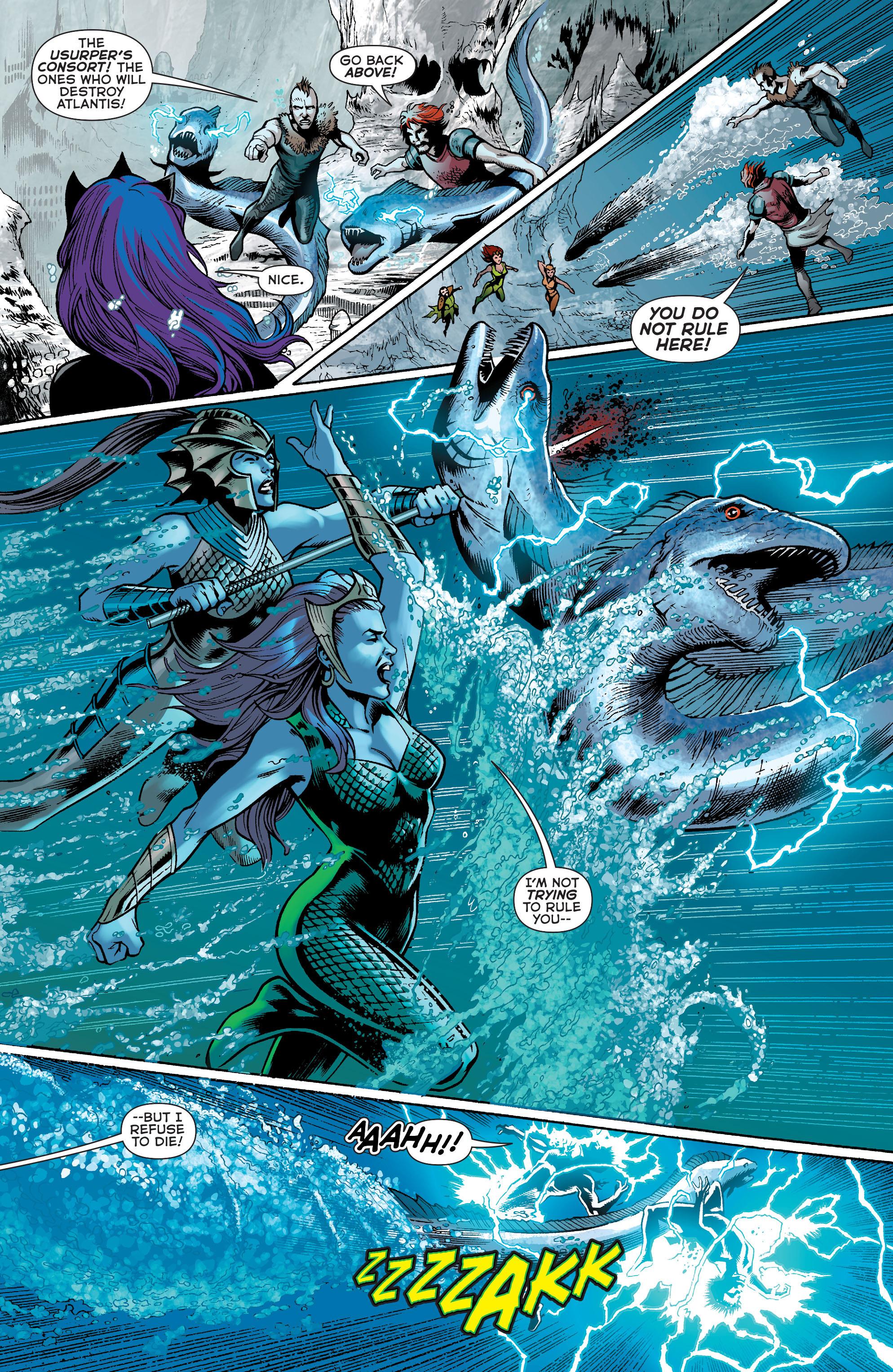 Read online Aquaman (2011) comic -  Issue #31 - 12