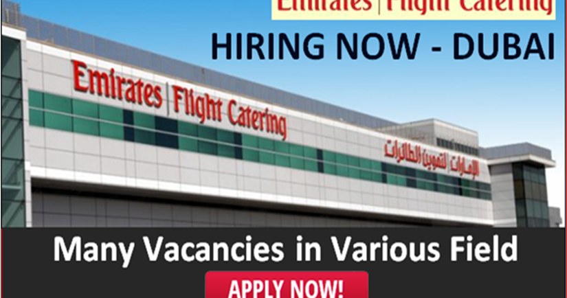 Jobs Center Dubai Jobs At Emirates Flight Catering Dubai