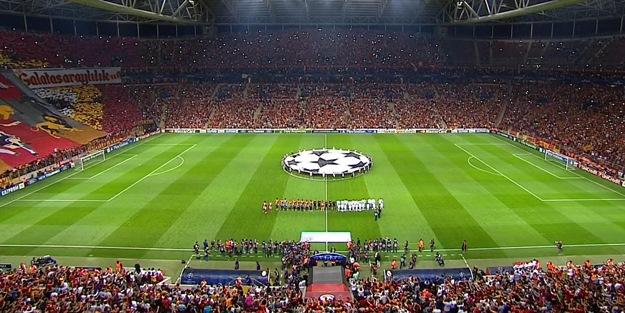 Türk Telekom Stadyumu tıklım tıklım olacak!